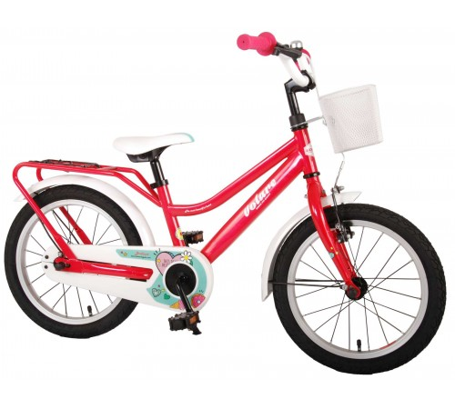 "volare 91662 Велосипед 16 ""brilliant pink"" розовый"