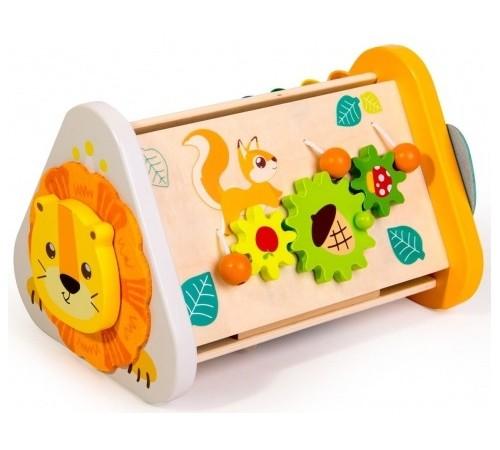 """classic world 5051 Деревянная развивающая игрушка """"Джунгли"""""""