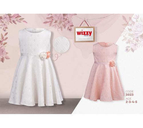 wizzy 3023 rochie (2-3-4-5 ani.) in sort.