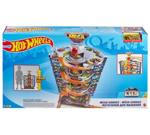 """Детскиймагазин в Кишиневе в Молдове hot wheels gtt95 Трек """"Мегагараж для машинок"""""""