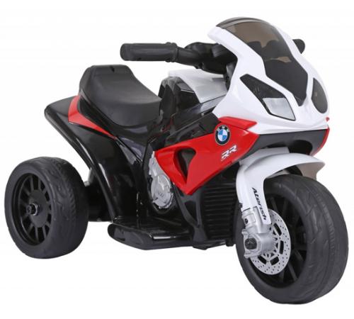 """baby mix oc-8010248b motocicleta electrica """"bmw rr s1000"""" rosu"""