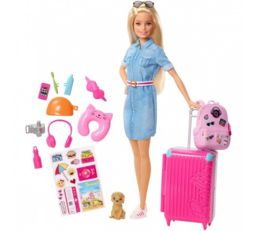 """Детскиймагазин в Кишиневе в Молдове barbie fwv25 Кукла серии """"Путешествия"""""""
