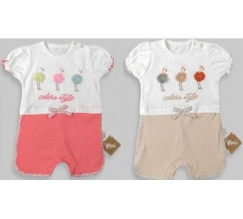 Одежда для малышей в Молдове flexi 236196 Комбинезон (62-68-74 см.) в асс.