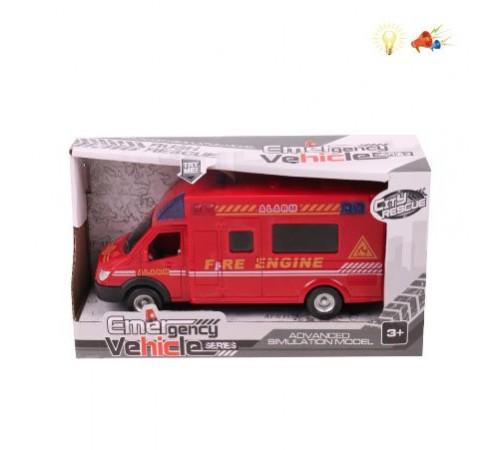 op МЕ01.159 mașina de pompieri inerțială