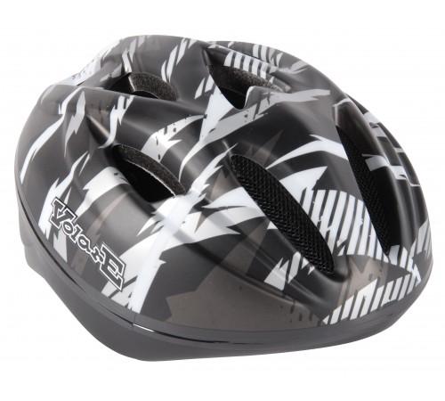 """volare 473 Шлем """"deluxe"""" (51-55 см.) черный"""
