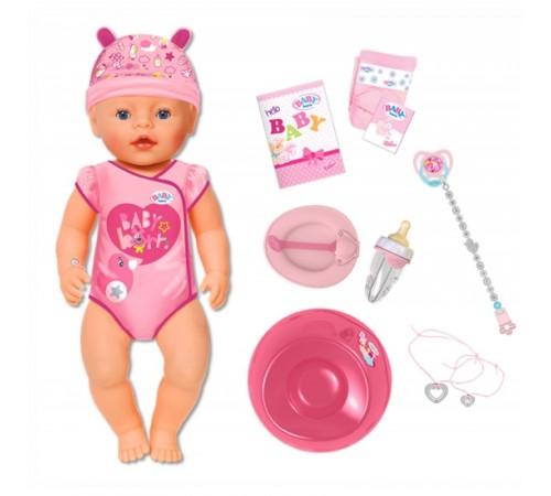 Детскиймагазин в Кишиневе в Молдове zapf creation 824368  Интерактивная кукла baby born soft touch