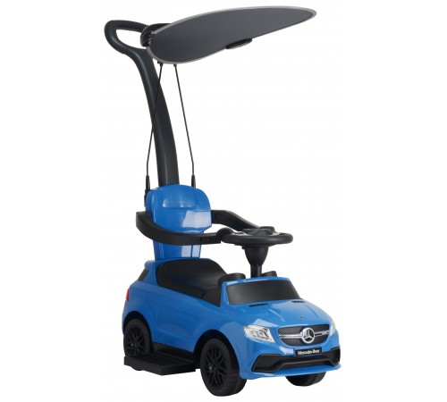 chipolino Машина c ручкой mercedes amg glЕ 63 rocmgle203bl синий