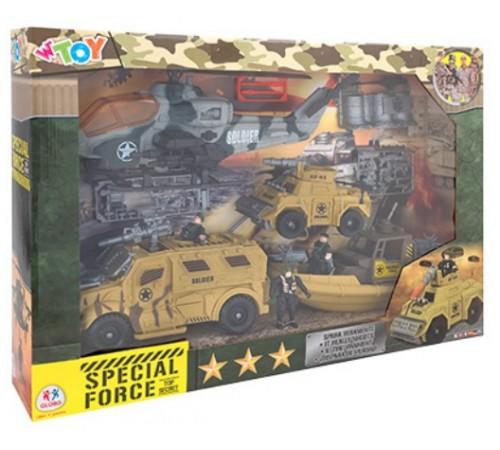 globo 39849 Игровой набор военной техники w'toy