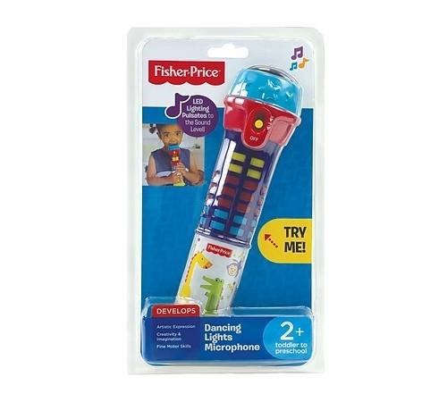 """fisher price 380031 jucărie muzicală """"microfon"""""""