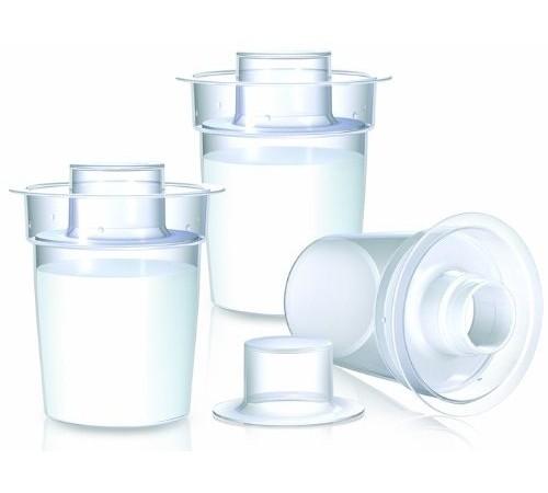"nuby nt67617 dozator pentru lapte praf serie ""natural"" (60 ml.)"