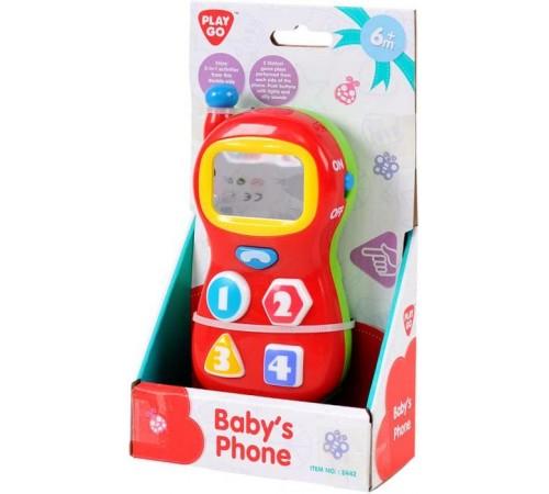 playgo 2442 Музыкальный Телефон