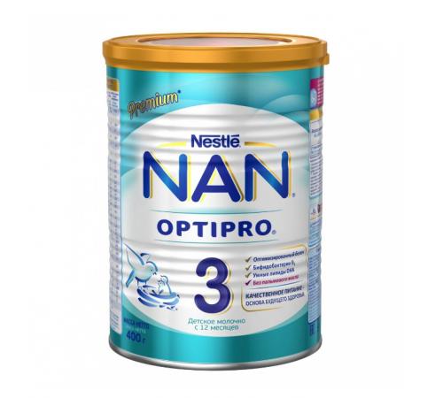 Детское питание в Молдове nestle nan 3 2*400г