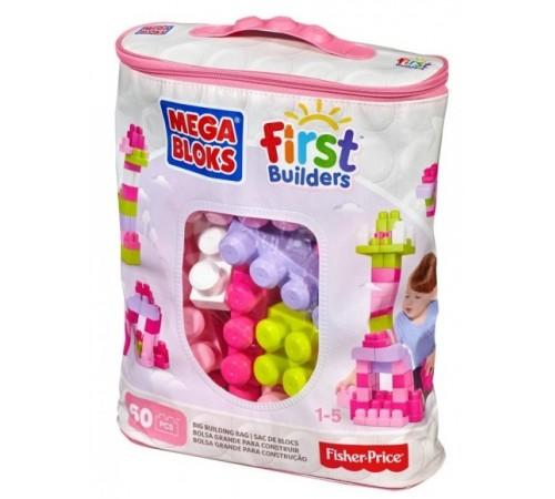 Детскиймагазин в Кишиневе в Молдове mega bloks dch54 Конструктор в сумке (60 дет.)