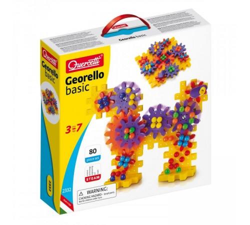 "quercetti 2332 Конструктор ""georello basic"""
