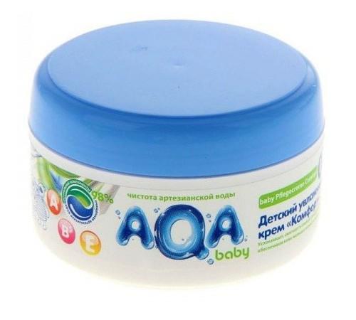 """80.14 aqa baby crema hidratanta pentru copii """"comfort"""" (100 ml.)"""