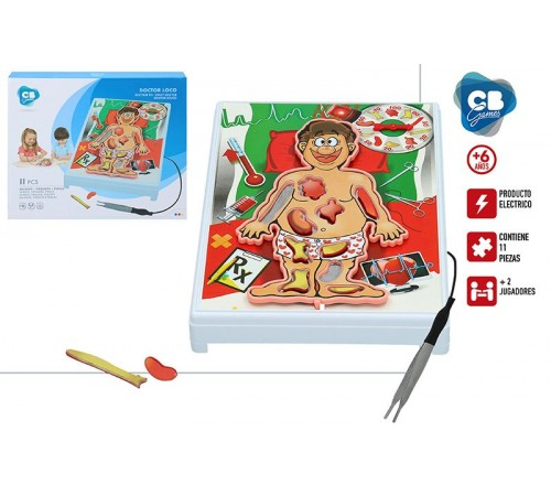 """Jucării pentru Copii - Magazin Online de Jucării ieftine in Chisinau Baby-Boom in Moldova color baby 43873 set de jocu """"doctor"""""""