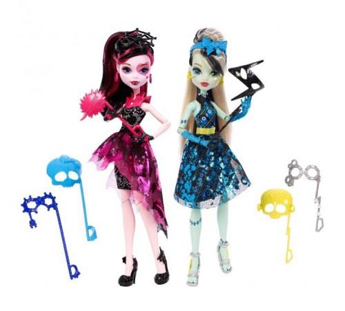 """monster high dnx32 Кукла """"Развлечение в фото-кабине"""" в асс.(2)"""