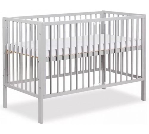 """klups Кроватка детская """"radek x"""" серый"""