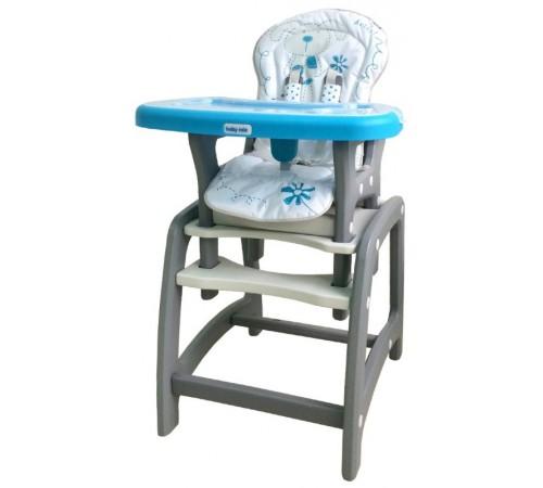 baby mix dc-01 scaun-transformator albastru
