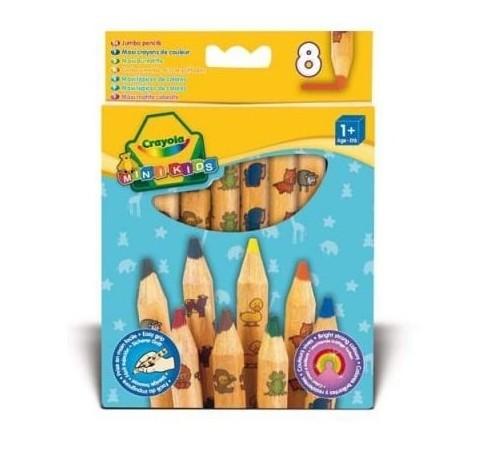 crayola 3678 Карандаши из красного дерева (8 шт.)