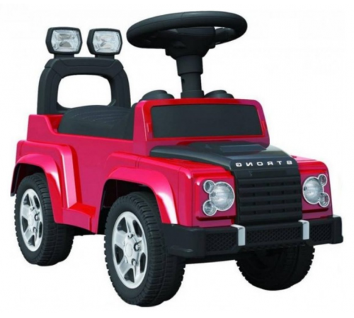 "baby mix ur-hz634 masina pentru copii ""defender"" roșu"