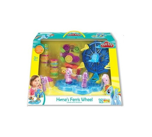 "op РЕ04.138 set de plastilina ""play-toy"""