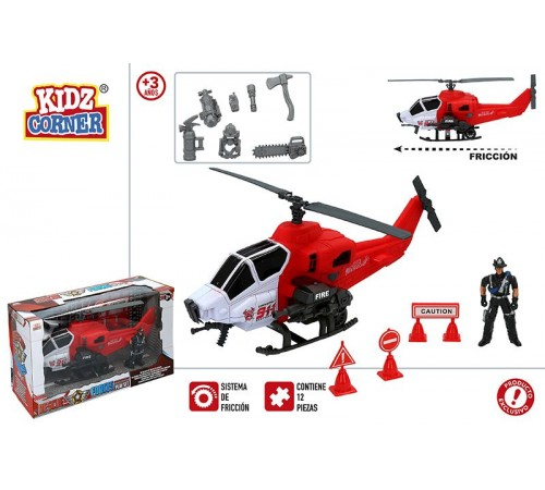 color baby 44850 helicopter cu accesorii