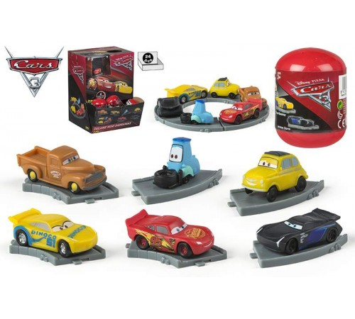 color baby 76860 Капсула disney cars