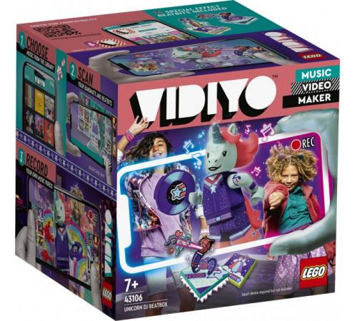 "Jucării pentru Copii - Magazin Online de Jucării ieftine in Chisinau Baby-Boom in Moldova lego vidiyo 43106 constructor ""beatbox unicorn dj"" (84 el.)"