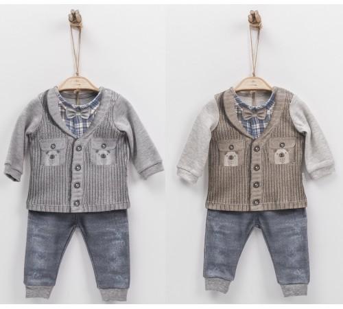 Одежда для малышей в Молдове  kitikate s31980 Комплект 3d (2 ед.) в асс.
