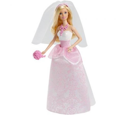 "barbie cff37 Кукла barbie ""Королевская невеста"""