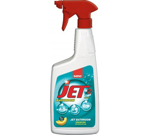 sano jet bathroom Универсальное средство для  ванной (1 л)  287096