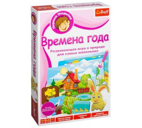 """trefl 01104 Настольная игра """"Времена года"""" (рус.)"""