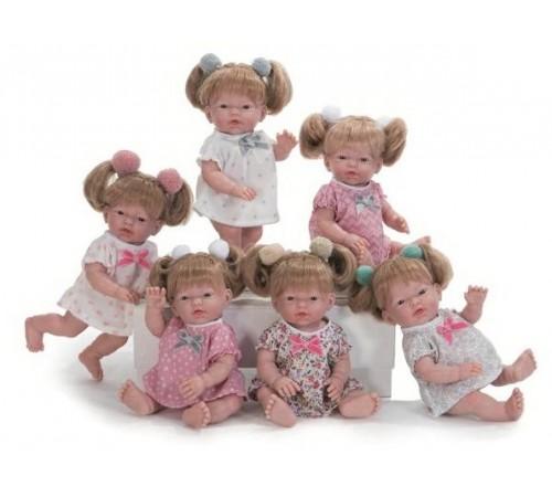 """nines 0280 Кукла """"golosinas"""" в платье (26 см.) в асс."""