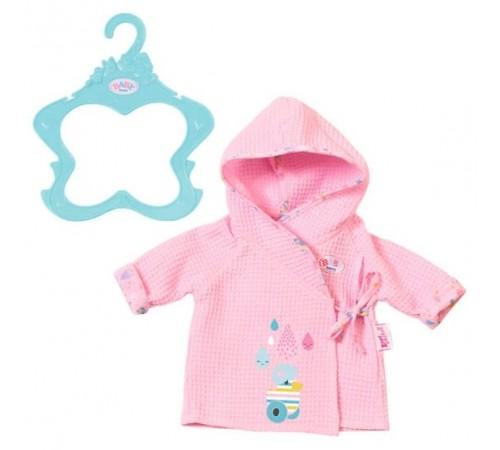 Детскиймагазин в Кишиневе в Молдове zapf creation 824665 Халат для куклы  baby born