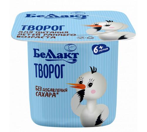 Беллакт brânză de vaci pentru hrană pentru copii 5% (6 m +) 100 gr.