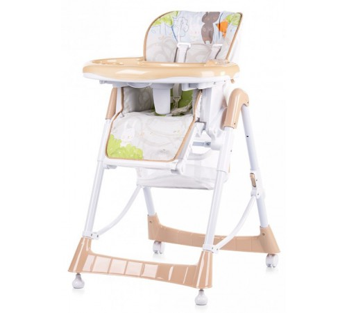 chipolino стул для кормления  comfort plus sthc01704fo лес