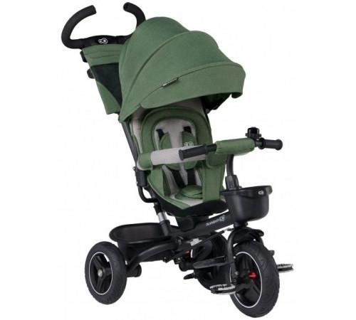 kinderkraft triciclu spinster 360° verde