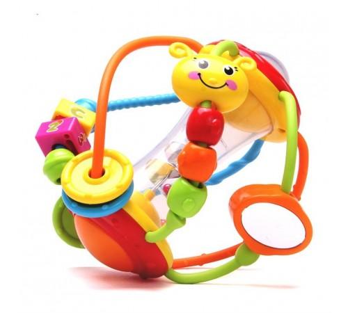 """Детскиймагазин в Кишиневе в Молдове hola toys  929 Погремушка """"Мяч"""""""