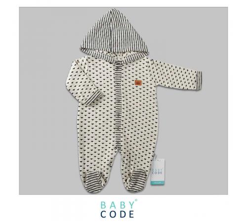 """baby code 313003 Комбинезон """"Полосы"""" (62-68-74 см.)"""