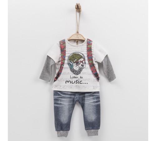 Одежда для малышей в Молдове  kitikate s31935 Комплект 3d (2 ед.)
