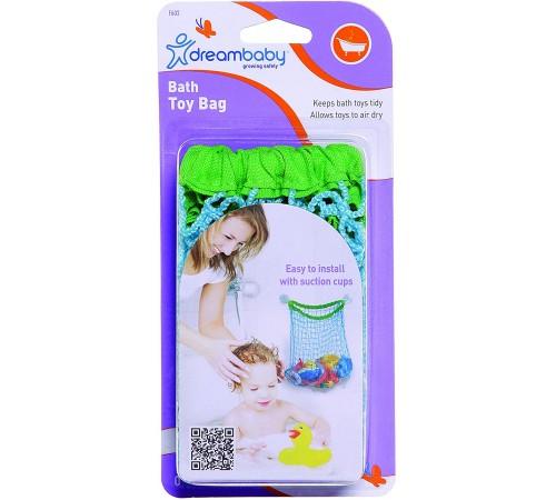 dreambaby f602 Органайзер-мешок для игрушек в ванной