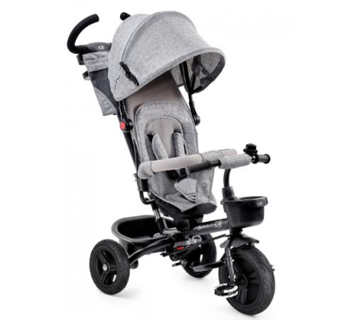 kinderkraft Трицикл aveo  серый