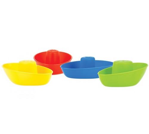 """nuby nv08001 Набор игрушек для купания """"Лодочки"""""""