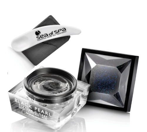 "black pearl Магнитная грязевая маска ""prestige"" (50 мл.) 934001"