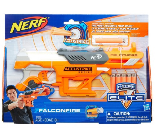 nerf b9839 Бластер accustrike falconfire