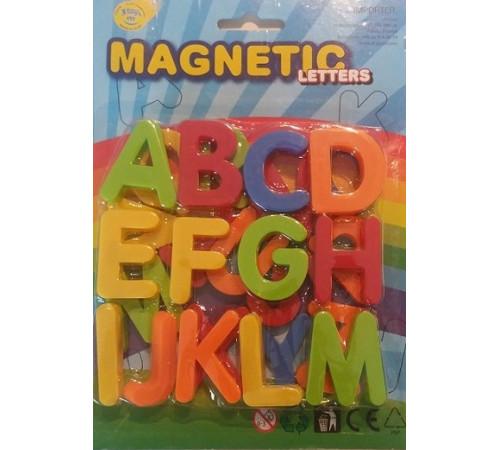 Детскиймагазин в Кишиневе в Молдове 3toysm l01 Магнитные буквы (англ. яз.)