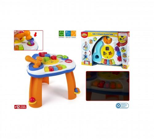 Jucării pentru Copii - Magazin Online de Jucării ieftine in Chisinau Baby-Boom in Moldova color baby 40551 masa muzicala.
