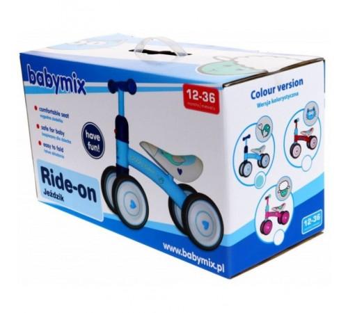 baby mix ur-et-z7 blue run bike cu patru roți