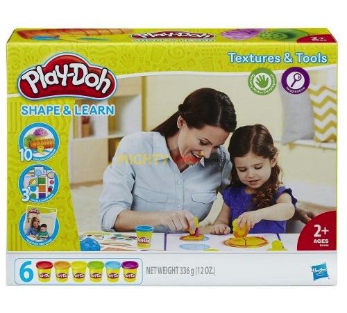 play-doh b3408  Игровой Набор Текстуры И Инструменты